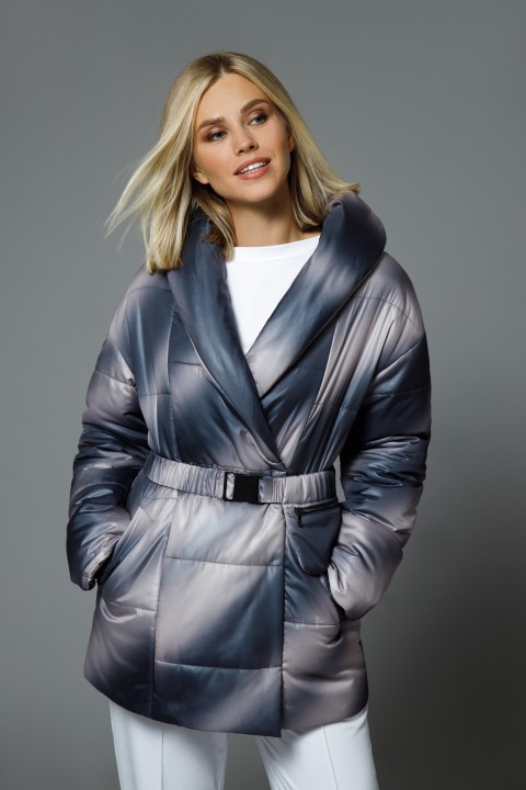 Куртка DiLiaFashion 0510.03 мультидизайн