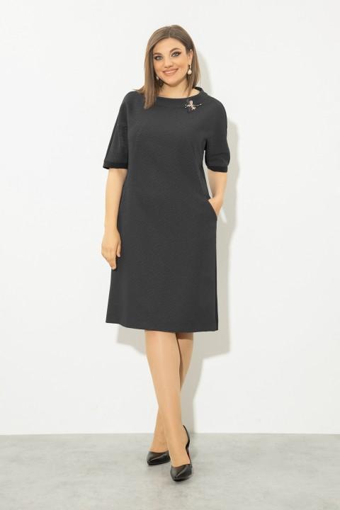 Платье JeRusi 2121 черный
