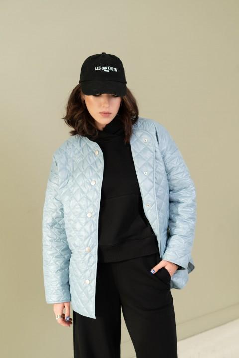 Куртка JRSy 2067 голубой
