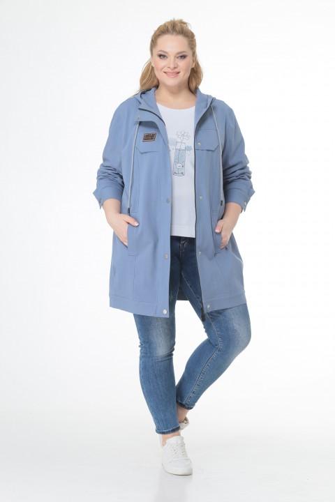 Куртка Кэтисбел 110 голубой
