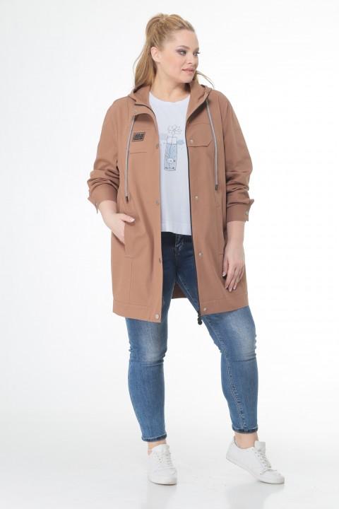 Куртка Кэтисбел 122 мокко