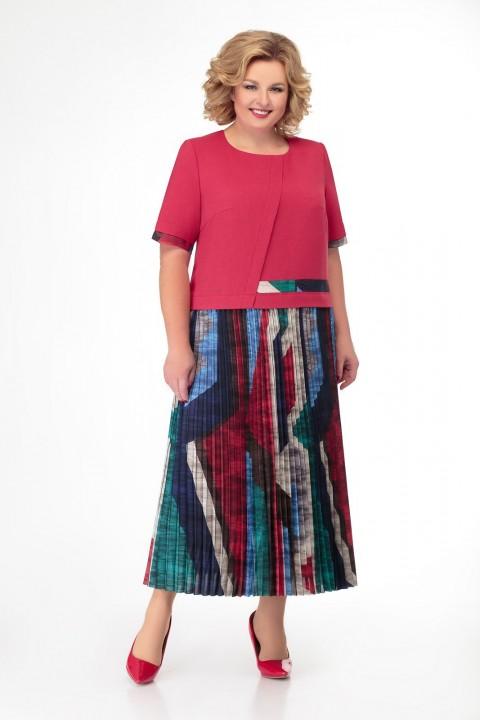 Платье Кокетка и К 749