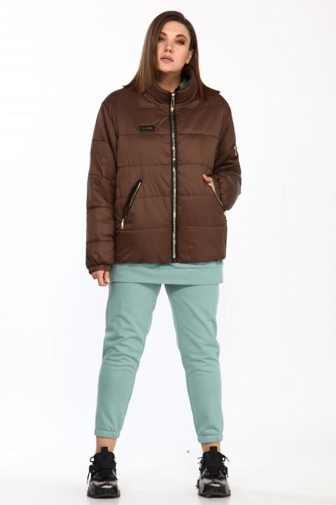 Куртка LadySecret 6302 шоколад