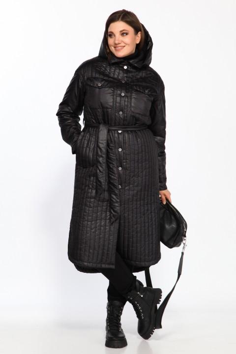 Пальто LadySecret 8011 черный