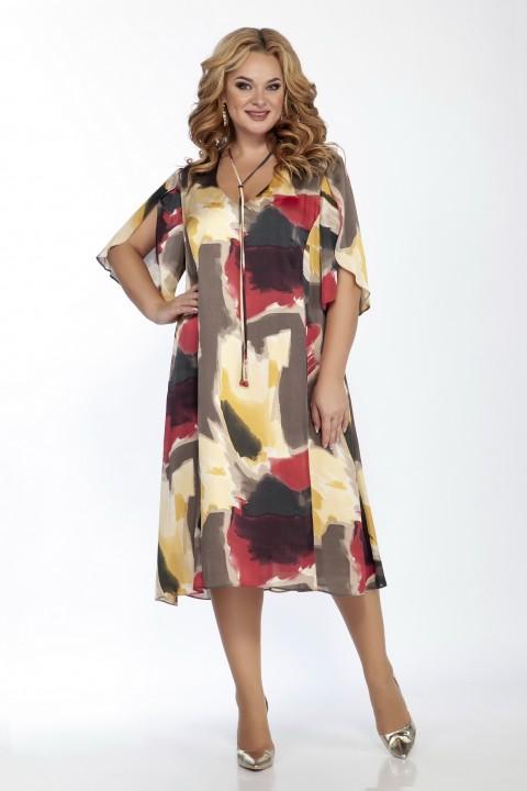 Платье LaKona 1221 капучино