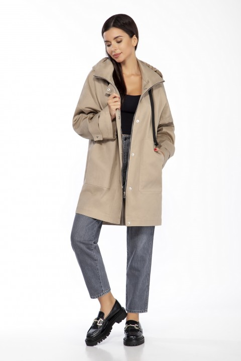 Куртка LaKona 1400 песочный