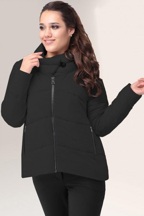 Куртка LeNata 11039 черный