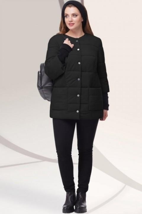Куртка LeNata 12044 черный