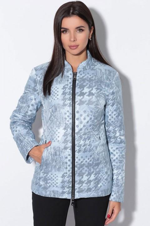 Куртка LeNata 13869 голубой