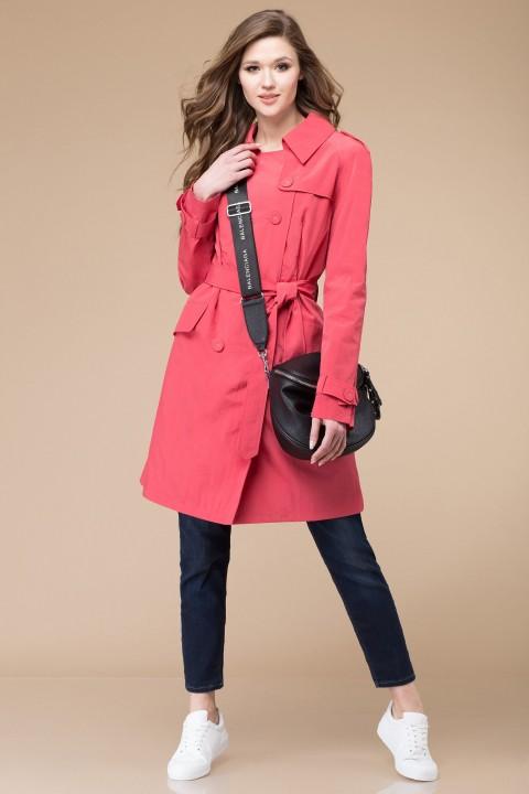 Пальто Линия Л Линия Л 1185 оттенки розового