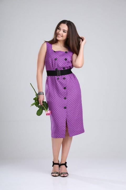 Сарафан MALI 421-030 фиолет