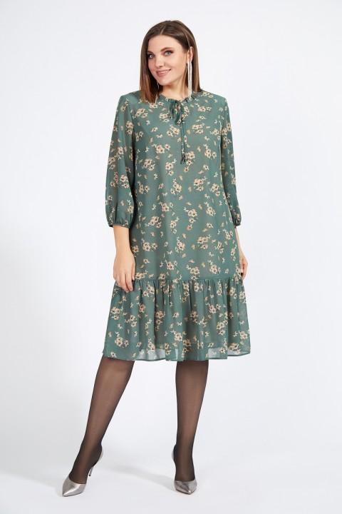 Платье Милора Стиль 927 мята