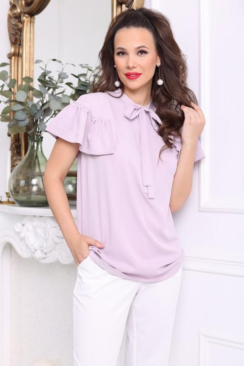 Блузка Мода-Юрс 2680 лиловый