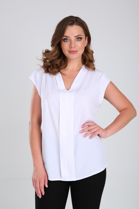 Блузка MODEMA 508 белый