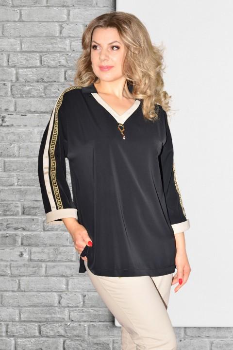 Блуза Needle Ревертекс 446/1