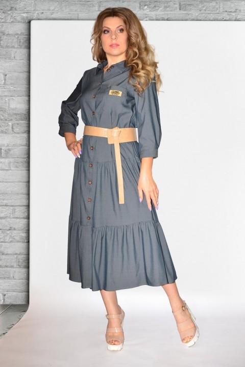 Платье Needle Ревертекс 456/2