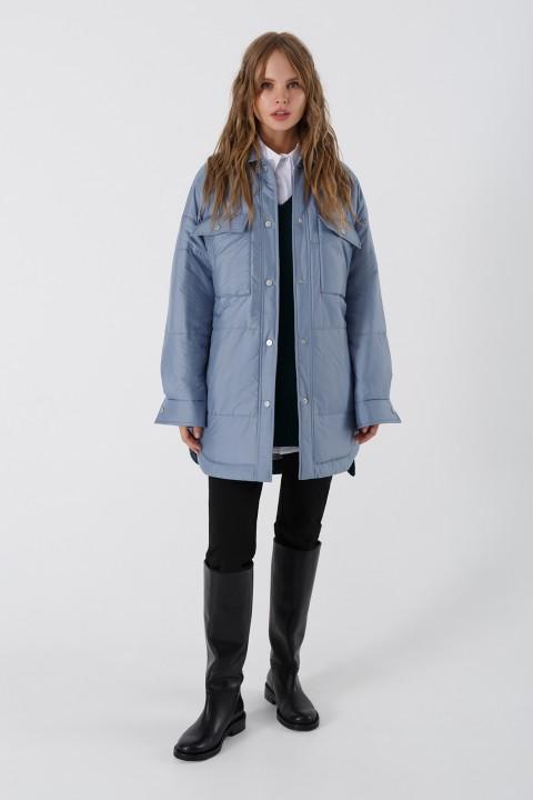 Куртка Pirs 3376 голубой