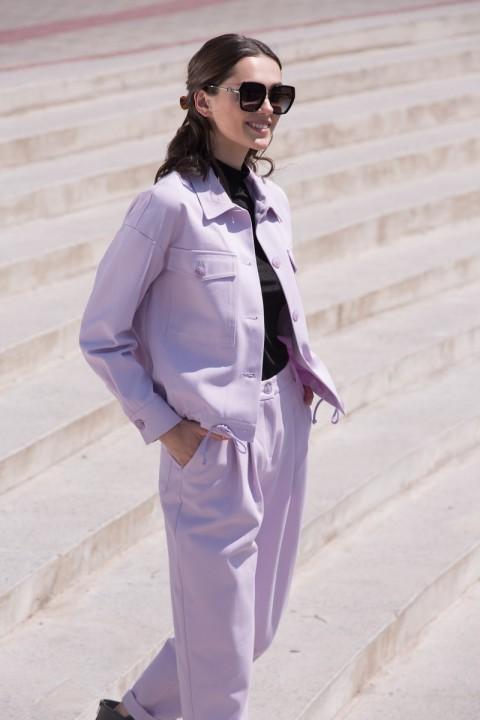 Куртка Prestige 4213 лаванда