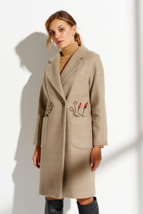 Пальто Prestige 4274
