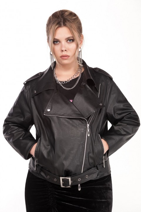 Куртка Pretty 1210 черный