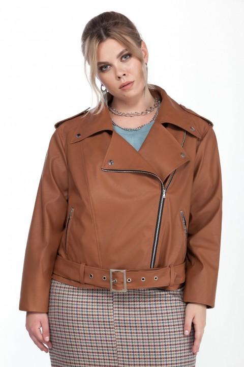 Куртка Pretty 1210 рыжий