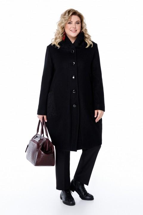 Пальто Pretty 1872 черный