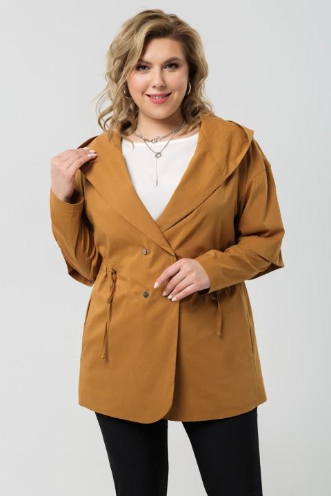 Куртка Pretty 1968 карамель