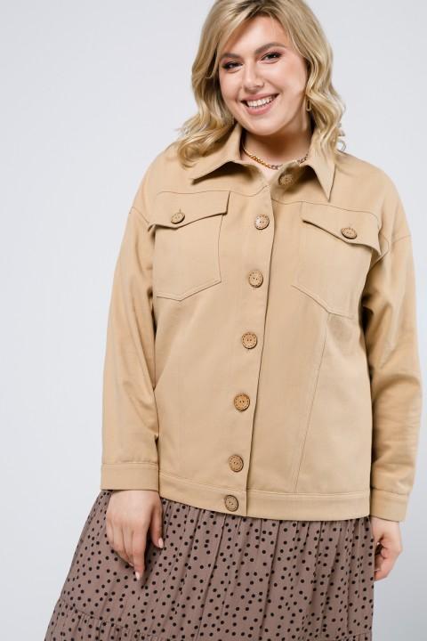 Куртка Pretty 1994 бежевый