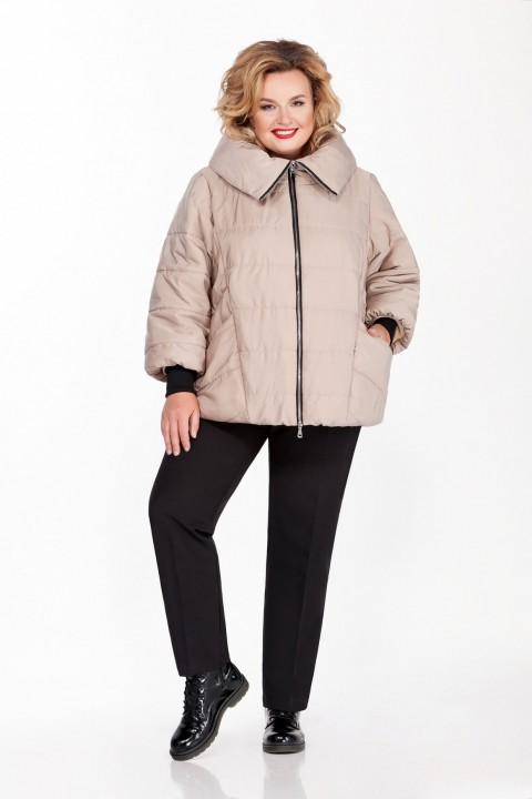 Куртка Pretty 954 бежевый