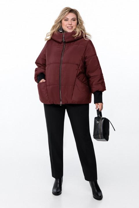 Куртка Pretty 954 бордо