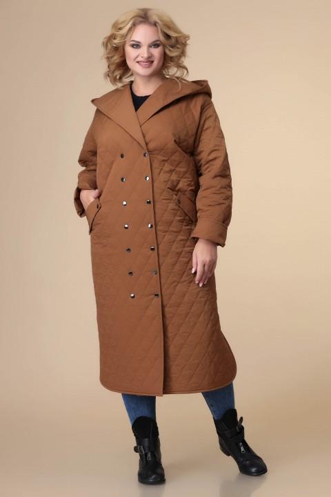 Пальто Romanovich Style 9-2198 рыжий