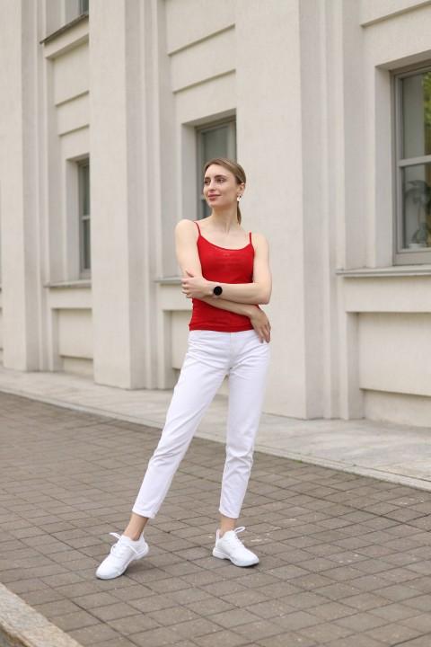 Блузка Romgil тк107 красный