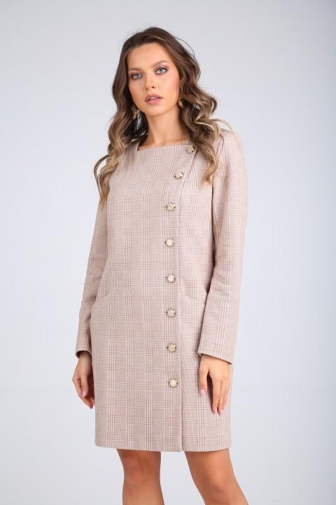 Платье SandyNa 130102 с поясом