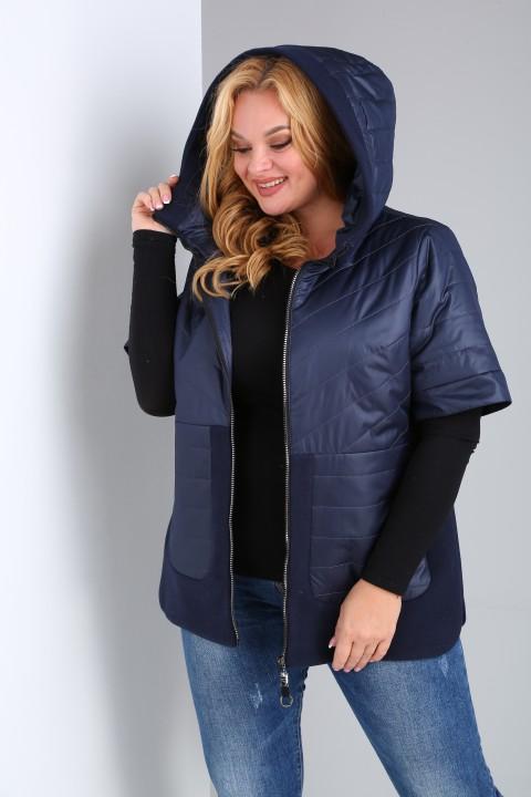 Куртка Shetti 2009 темно -синий