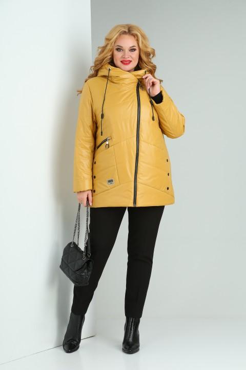 Куртка Shetti 2014 горчица