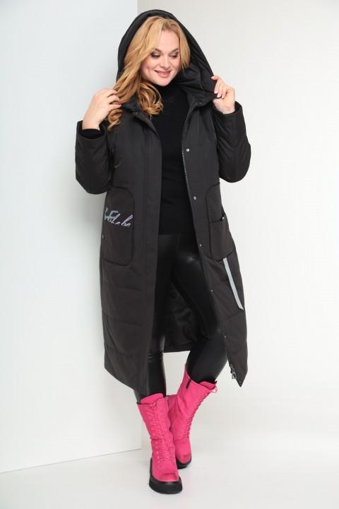 Пальто Shetti 2028 черный