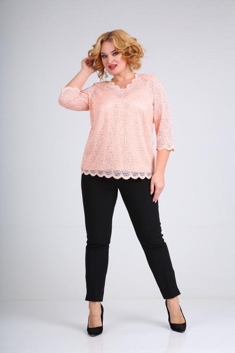 Блузка SOVITA 692 розовый