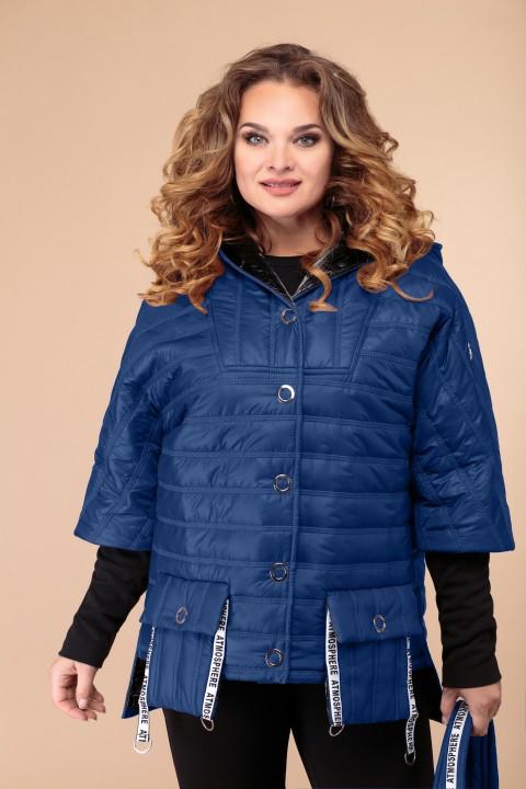 Куртка Светлана-Стиль 1483 синий