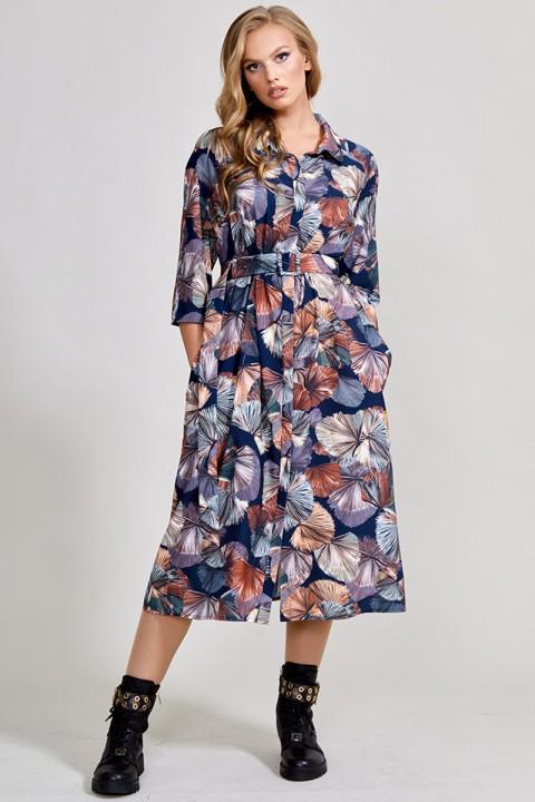 Платье ТЭФФИ-стиль 1586 салют