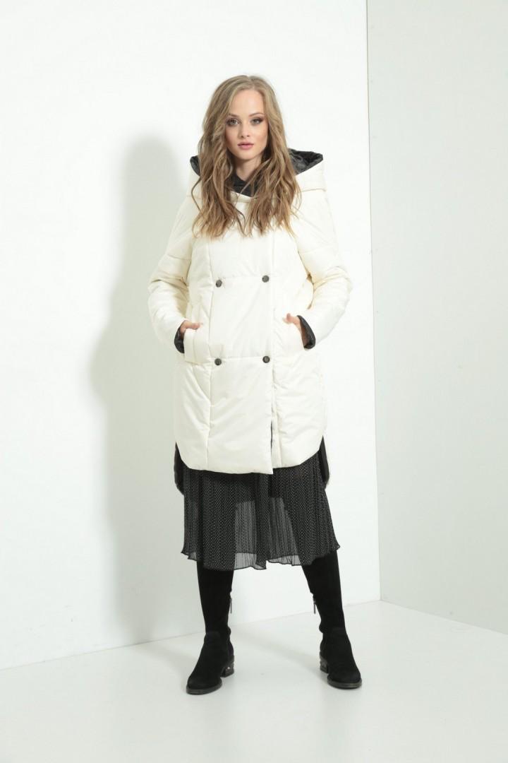 Куртка Amori 2116 молоко
