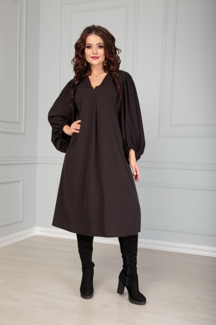 Платье Anastasia 517 черный