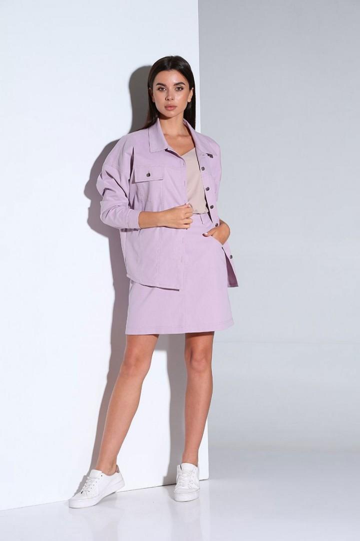 Костюм Andrea Fashion AF-159 лаванда