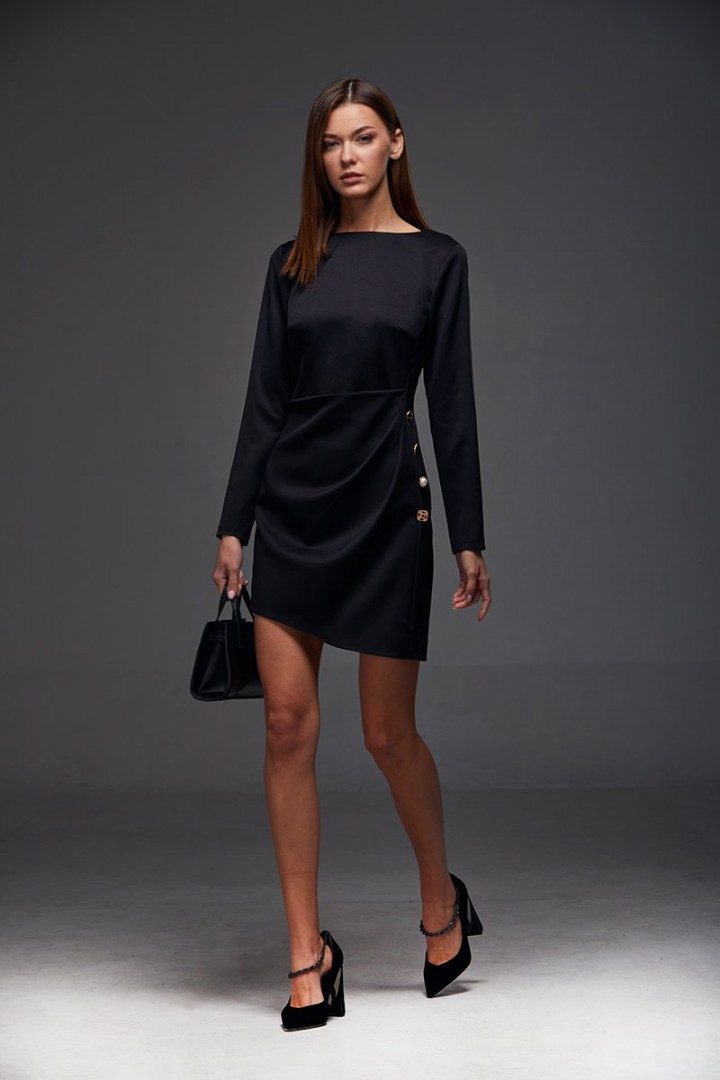 Платье Andrea Fashion AF-192 черный