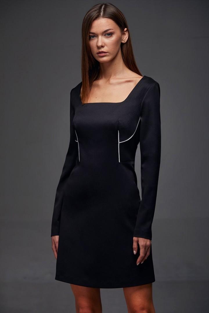 Платье Andrea Fashion AF-193 черный