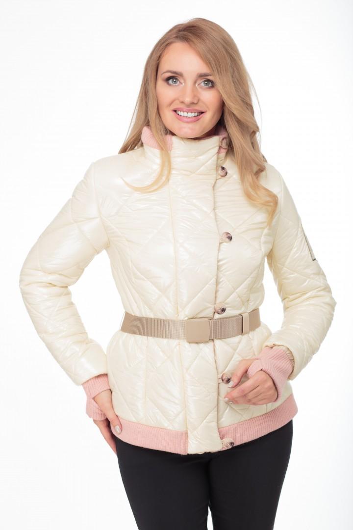 Куртка  Anelli  778 молочный