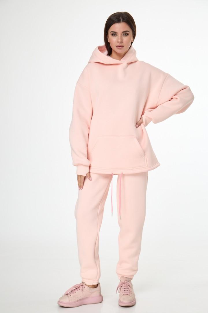 Костюм Anelli 976 розовый