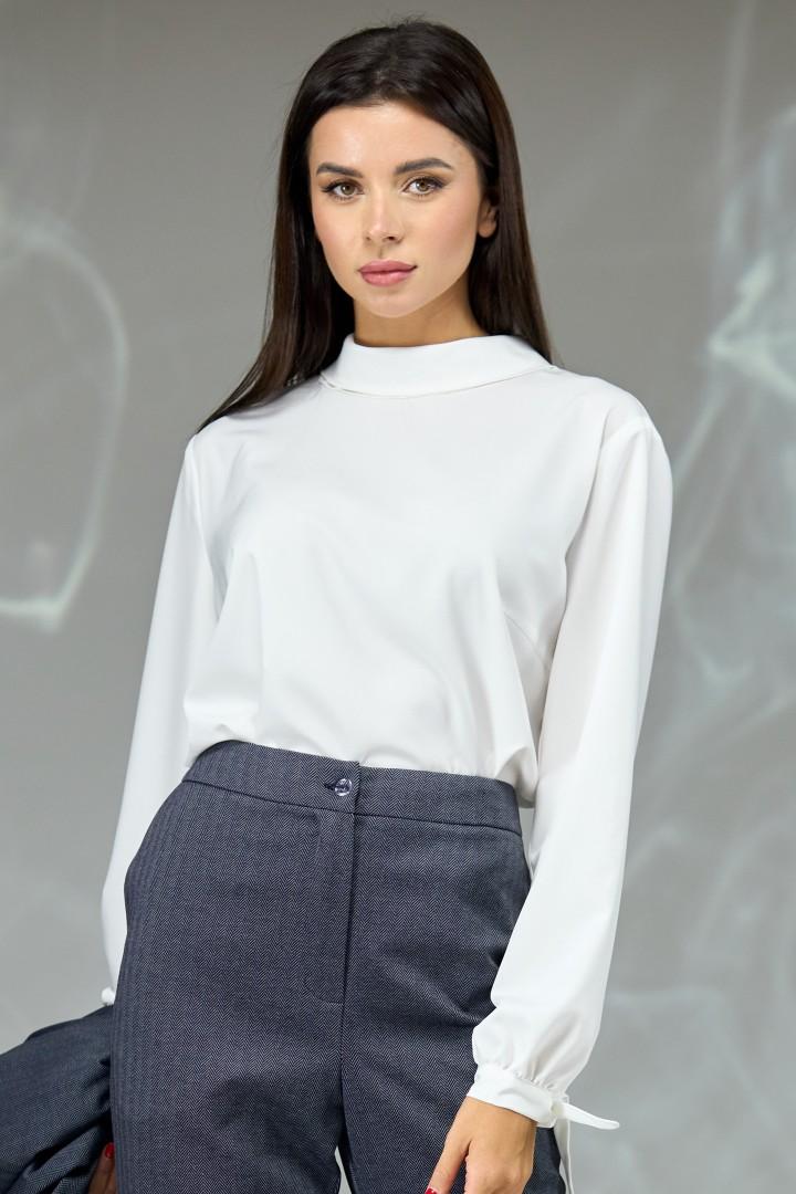 Блузка Angelina & Company 597 молочный