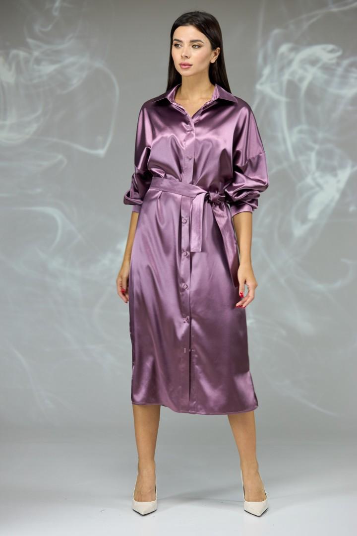 Платье Angelina & Company 602f фиолет