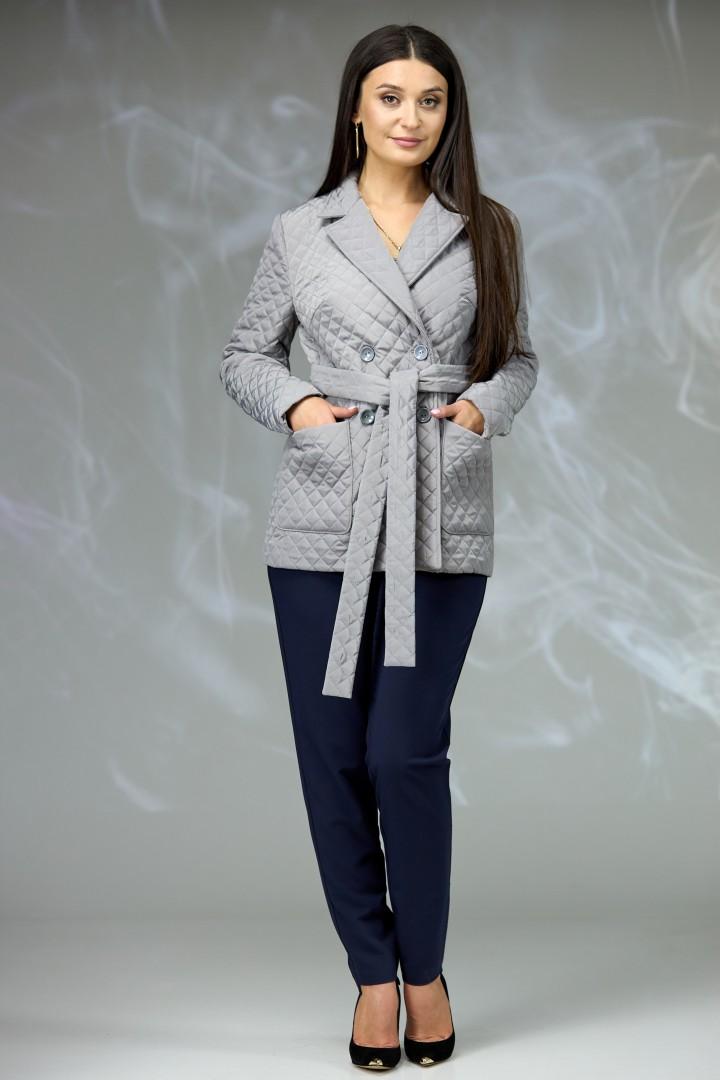 Жакет Angelina & Company 618 серый