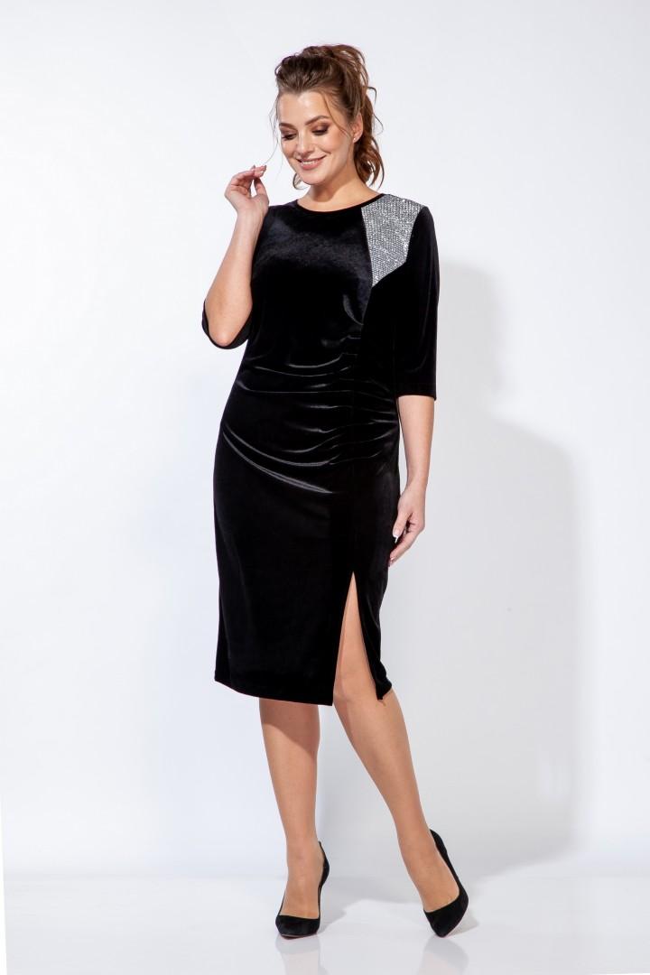 Платье Belinga 1158 черный
